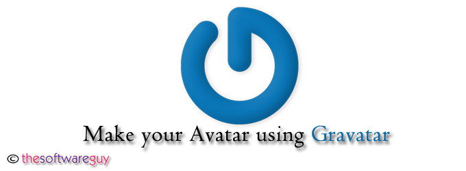 Make your avatar with Gravatar