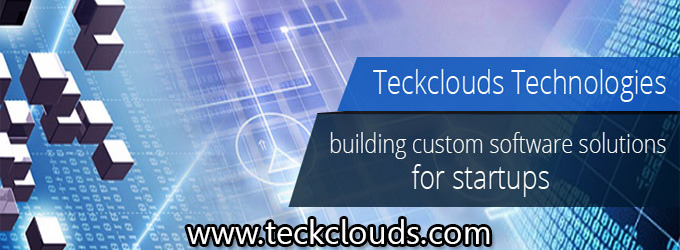 How I started my company Teckclouds Technologies