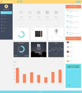 dashgum - Bootstrap Admin Template