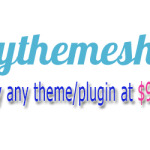 Buy any Themes/Plugin from Mythemeshop at $9 flat